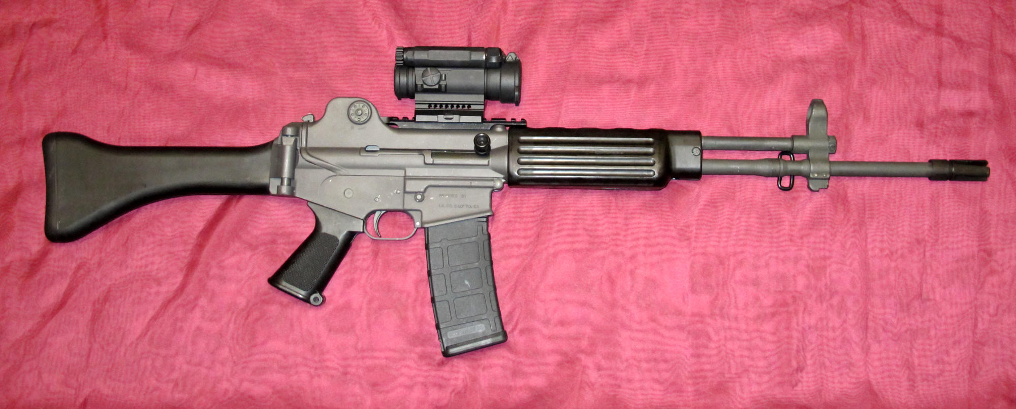 Daewoo DR200 (.223) find at LGS - Page 2 - Survivalist Forum
