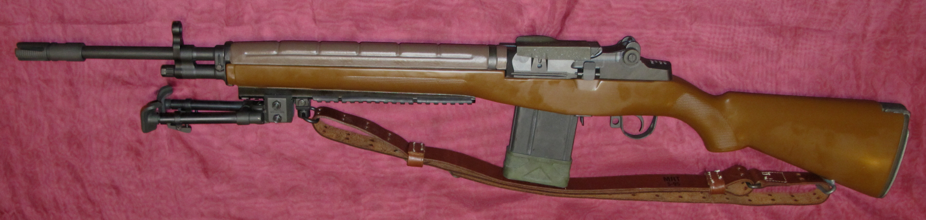 Talk me out of buying a Sage chassis for my Springfield M1A
