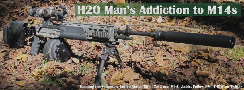 JTactical Rogue Bullpup conversion kit M14/M1A - Review ... M14 Bullpup