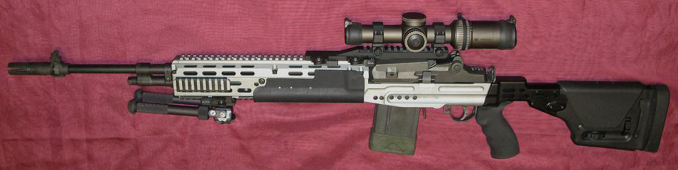 Let's see your M1A / M14's - The Firing Line Forums