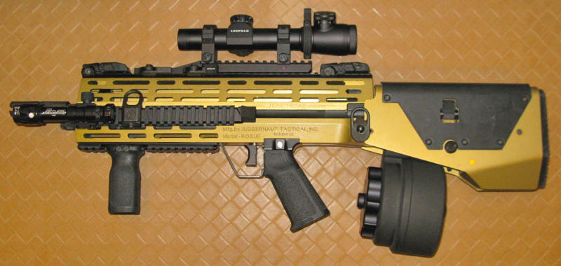 ROGUE M1A BULLPUP 7.62mm (with video) M14 Bullpup
