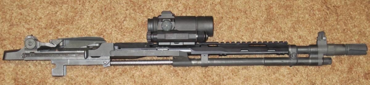 UltiMAK m8 handguard