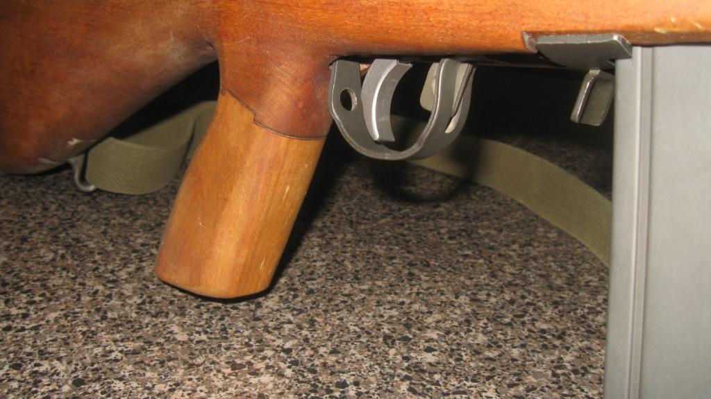 20a33329ada9 One M14 EBR trigger shoe