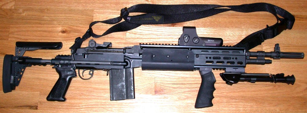 History and Development ~ SAGE M14 EBR - M14EBR US