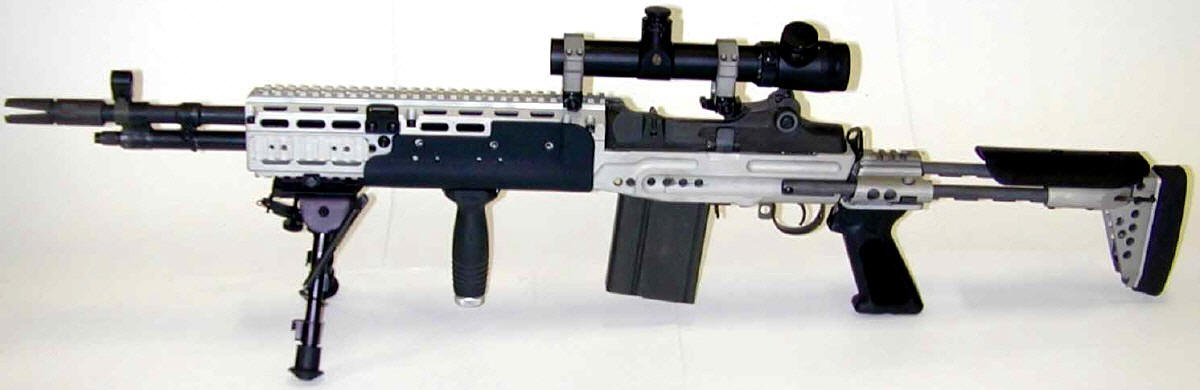 M14 Bullpup ~ The evolution continues - The Firing Line Forums M14 Bullpup